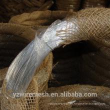 Precio de alambre galvanizado de fábrica directa