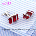 VAGULA Qualität Heiße Verkäufe Super Qualität Silber Gemelos Manschettenknöpfe (325)
