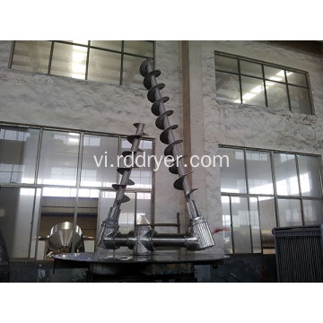 Double Helix Cone Mixer Thiết bị