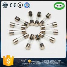 Taiwán Fabricante de alta calidad de enlace de fusible de tubo de vidrio de soplado rápido para fusible automotriz