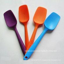 Cuillère de silicone FDA Test Grade Ladle