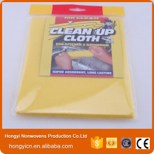Nonwoven Fabric Cleaning Cloth, Kitchen Cleaning Towel