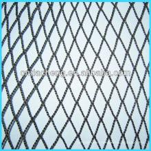 Black UHMWPE fish net on sale