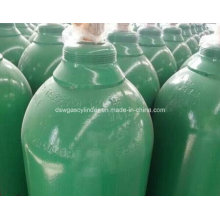 2015 40L 150bar High Pressure Seamless Steel Gas Cylinder with Good Reputation