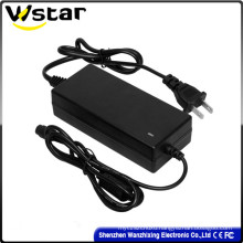 60W AC/DC Adapter Passed Ce CB Certification (WZX-889) Double Line