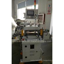 Système de contrôle automatique d'huile, grande vitesse, bandes pour la voiture, servo commande, découpeuse de matriçage de Trepanning