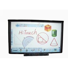 90'' Optical Imaging Finger Multi Touch Interactive Whiteboard Electronic
