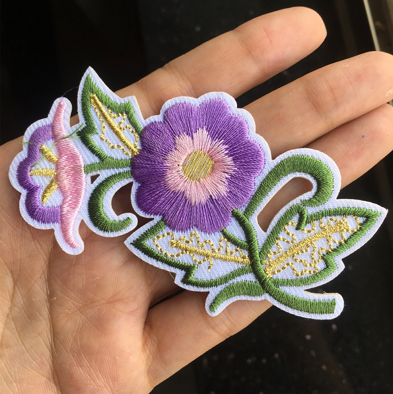 Embroidery Clothes Sewing Patch