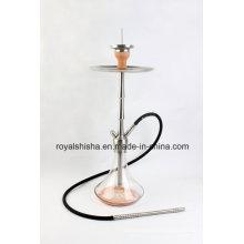 Shisha Kaya Shisha de narguilé de Whoelsale avec le matériel d'acier inoxydable