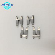 pequenos grampos de mola de aço inoxidável dobrados para electrics