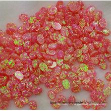 Rose opale créé pour création de bijoux