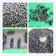 Kohle Abwasserbehandlung, Luftreinigung Säule Aktivkohle