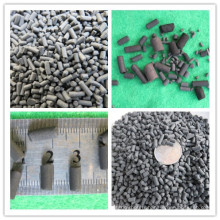Traitement des eaux d'égout de charbon, colonne de purification de l'air charbon actif