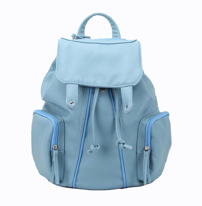 Stylish Women Leather Backpack