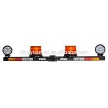 Reversing Alarm Amber Beacon Turning Brake Work light Full Function LED Warning Mine Light Bar For Pick-up Truck