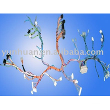 Ac wire harness cable assembly wiring accessory line cord for appliance office equipment
