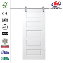 Popular Smooth Composite Barn Door