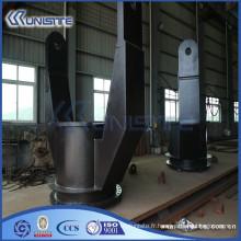 Joint en cardan en acier chaud pour système de tuyaux d'aspiration sur dragueur TSHD (USC8-007)
