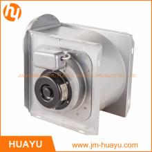 """8"""" Inline 1500 M3/H Square Pipe Duct Fan Large Public Ventilation Fan"""