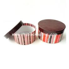 Round Custom Printing Candy Box