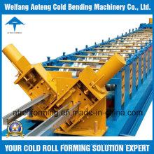 Perfis de estufa Roll formando máquina
