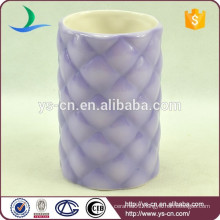YSb50053-01-t spray decoration ceramic bath tumbler products
