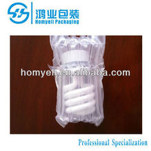 packaging cushion air bag for LED lamp/packing inflatable