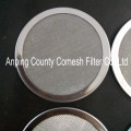 High quality screen mesh filter disc/screen coth filter mesh disc