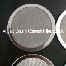 304 Stainless Steel Woven Coffee Filter Disc