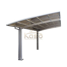 Good Quality Roof Shed Canopy Glass Aluminum Carport