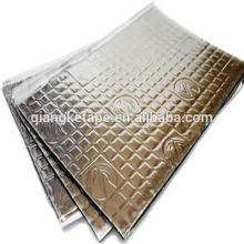 Qiangke aluminum foil butyl tape& waterproof tape using in corner board