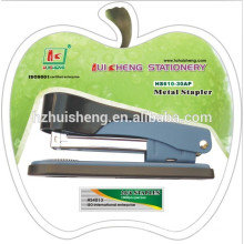 office supply stationery stapler wholesale office blister stapler