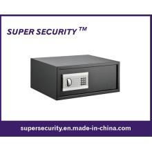 Caja de seguridad grande electrónica del hotel / del hogar de acero electrónica (SJD7)