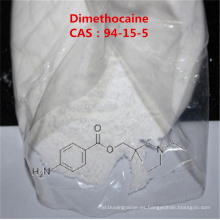 Una anestesia local más fuerte pulveriza Dimethocaines Larocaine con el envío seguro CAS: 94-15-5