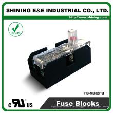 FB-M032PQ gleich Bussmann 600V 30 Amp 2 Pole 10x38 Midget Sicherungskasten