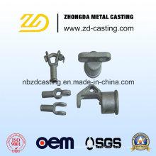 Zug Teile mit legiertem Stahl durch Stanzen mit hoher Qualität