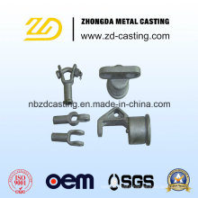 Train Parts with Alloy Steel by Stamping with High Quality