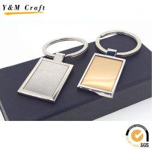 Chaveiro relativo à promoção da porta-chaves do carro dos encantos do metal para lembranças
