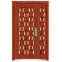 Puertas de madera compuestas sólidas de la mejor venta