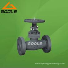 Válvula de porta de aço forjada Uni-Corpo 1500lb (GAZ41Y)