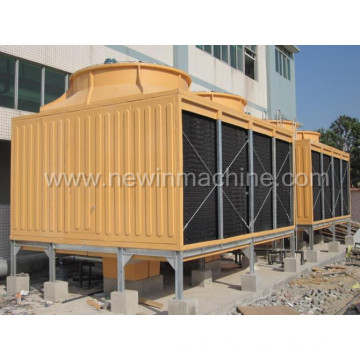 High Efficient Fiber Glass Square Type Cooling Tower (NST-800H/M)