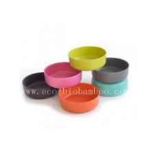 (BC-B1002) Gut aussehende Eco Bambus Faser Geschirr Schüssel mit umweltfreundlichen