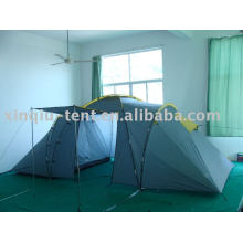 Hot selling 3-4 person family camping tent