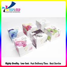 Caixa de presente de papel personalizado