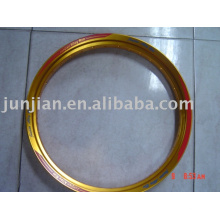 Motorcycle wheel rims aluminium alloy