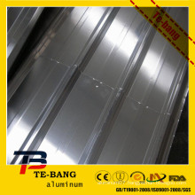 aluminum corrugated board