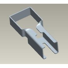 Фабричная партия порошкового напыления с металлическим тиснением, часть для гибки с ЧПУ, автозапчасти