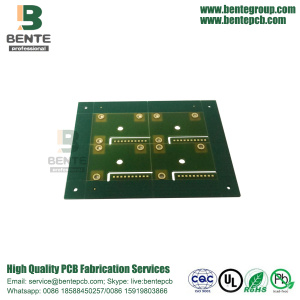 2-layers HASL Lead Free Standard PCB Supply
