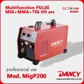 Mig and tig welding machine 200amps