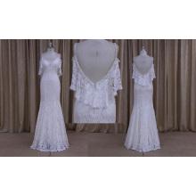 Descripción Vestido de novia nupcial 2016